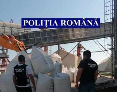 Acțiune națională a Poliției Române, după exploziile din Beirut. Au găsit 8.000 de tone...