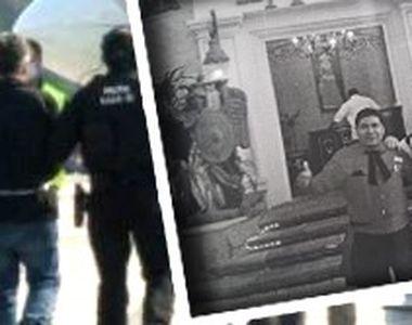 VIDEO - Un celebru infractor român a fost extrădat în Statele Unite ale Americii