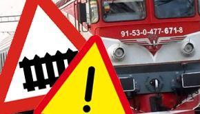 VIDEO - Tragedie la Botoșani: Copil spulberat pe calea ferată