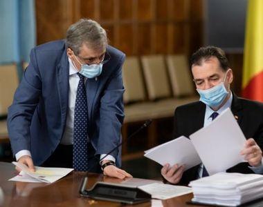 """Dialog despre interlopi în ședința de Guvern. Orban, către Marcel Vela: """"Trebuie..."""