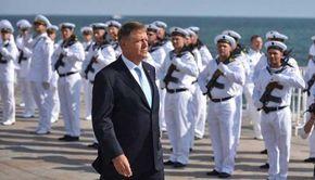 Klaus Iohannis şi Ludovic Orban participă la manifestările de Ziua Marinei, la Constanţa