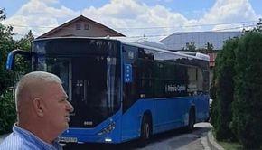 VIDEO - Autobuzul 135 unește centrul Bucureștiului de comuna Tunari