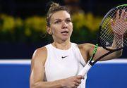 Simona Halep a învins-o pe Irina Begu la Praga şi va juca în finală