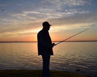 Sfârșit șocant pentru un pescar. A fost ucis chiar de prada sa