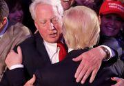 Robert Trump, fratele mai mic al preşedintelui american, a murit