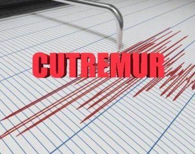 România lovită de seisme. Duminică dimineață a fost cutremur