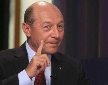 Ce șanse are Traian Băsescu să câștige din nou Primăria Capitalei? Fostul președinte...
