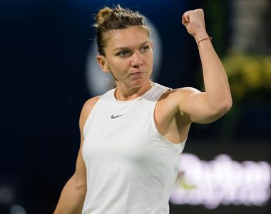 Simona Halep a câştigat turneul de la Praga