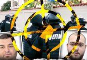 VIDEO - Clanul Duduianu, sub asediul polițiștilor: Doi dintre interlopi au fost dați în urmărire internațională
