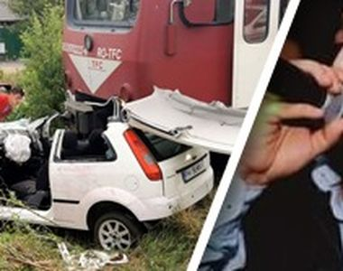VIDEO - Și-a filmat propria moarte: Tavy Puștiu a murit după ce mașina sa a fost lovită...