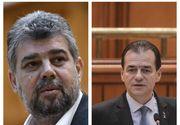 Moțiunea de cenzură împotriva Guvernului Orban, depusă azi în Parlament de PSD