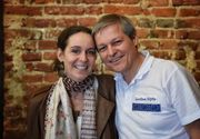 Dacian Cioloș și soția sa au sărbătorit 20 de ani de la nuntă! Franțuzoaica Valerie i-a transmis un mesaj emoționant fostului premier!