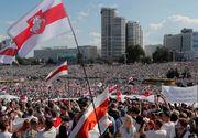 Grevă generală, proteste și bătăi de stradă în Belarus. Lukașenko spune că trebuie să fie omorât