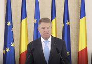 Klaus Iohannis: Guvernul a prevăzut la rectificarea bugetară fonduri substanţiale destinate fermierilor afectaţi de secetă