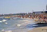 Alertă pe plaja din Eforie Nord. Medicii au intervenit de urgență