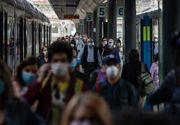 Creștere alarmantă de cazuri în Europa. Cele mai afectate state se confruntă cu explozii de infecții cu coronavirus