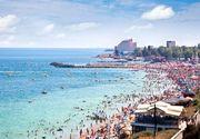 Temperatura apei mării pentru săptămâna 17-23 august în principalele stațiuni din Constanța