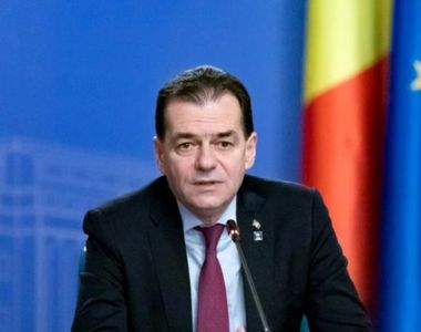 Ludovic Orban, atac la PSD: Cineva care a băut apă după Dăncilă a scris moțiunea de...