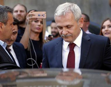 Judecătorii au decis dacă Liviu Dragnea iese sau nu din închisoare. Mesajul fostului...
