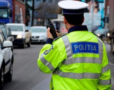 """Mărturia șocantă a polițistului accidentat în Buzău: """"A tras de volan şi m-a lovit"""""""