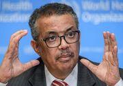 22 milioane de cazuri de coronavirus în lume. Mesajul transmis de directorul Organizaţiei Mondiale a Sănătăţii