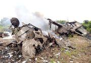 Un avion s-a prăbușit imediat după decolare. Cel puțin 17 oameni au murit