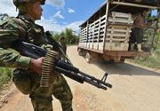 Un nou masacru în Columbia: 17 oameni, împușcați pe loc  de traficanții de droguri