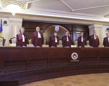 Se întâmplă pe 30 septembrie! Sesizarea lui Klaus Iohannis, discutată la Curtea...
