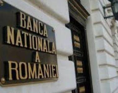 Cursul valutar afişat de BNR astăzi, 25 august! Cum evoluează leul faţă de euro şi dolar