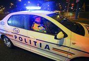 Polițiști din Capitală, atacați cu toporul. Au fost trase focuri de armă - VIDEO