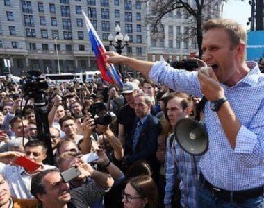 """Conflict deschis între Kremlin și medicii germani care îl tratează pe Navalnîi. """"Nu..."""
