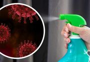 Un produs anti-insecte ucide și noul coronavirus