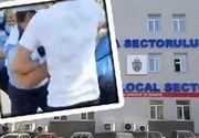 VIDEO - Scandal ca la uşa cortului la Primăria Sectorului 5