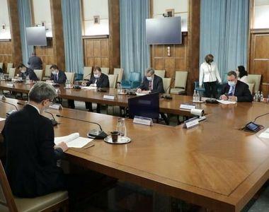 Şedinţa Comitetului Naţional pentru Situaţii de Urgenţă a fost amânată