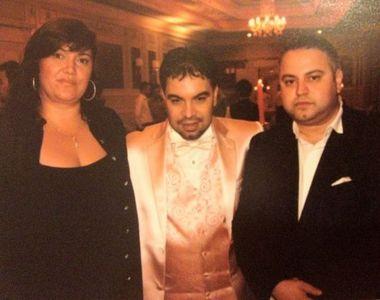 Ultimele imagini cu fratele lui Florin Salam înainte să fie internat în spital! Nelu...