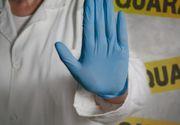 Județul cu șase focare de infectare cu coronavirus. Toate locurile de ATI sunt ocupate