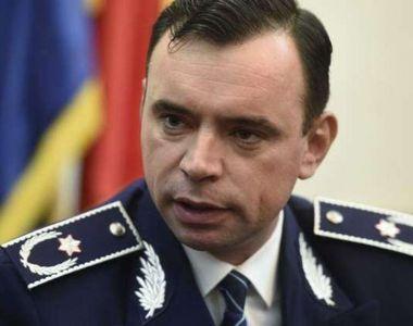 Secretarul de stat Bogdan Despescu explică întâlnirea dintre şefii ai Poliţiei şi...