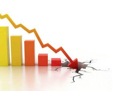 Economia SUA s-a prăbuşit! Este cel mai mare declin din istorie