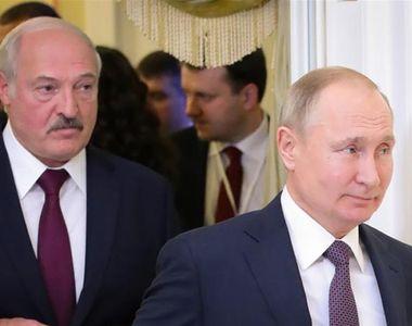 Putin este pregătit să trimită forțe armate în Belarus