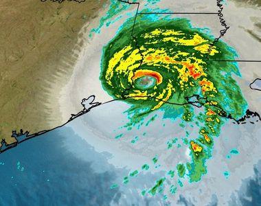 Uraganul Laura a făcut o primă victimă