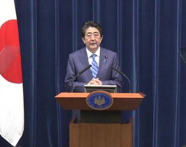 """""""Am hotărât să demisionez din postul de premier"""". Mesajul prim-ministrului japonez"""