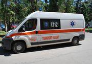 Accident de ultima oră. Doi copii, răniţi după ce două maşini s-au ciocnit
