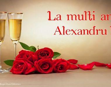 Sfântul Alexandru: Mesaje, felicitări şi urări cu La mulţi ani Alexandru şi Alexandra!