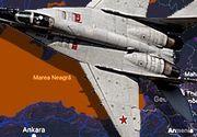 VIDEO   Incident aerian deasupra Mării Negre