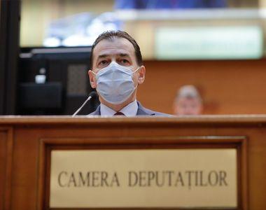 Moţiunea de cenzură se votează luni. Cine va fi premierul României dacă Guvernul Orban...