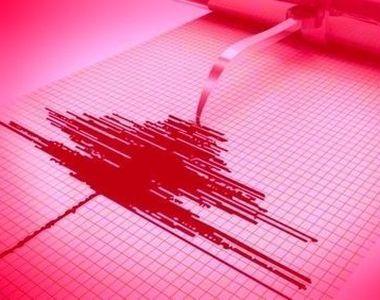 Cutremur în România, noaptea trecută. Ce magnitudine a avut