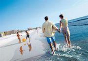 Ce temperatură are apa mării în perioada 1 - 6 septembrie, în principalele stațiuni de pe litoral
