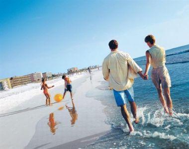 Ce temperatură are apa mării în perioada 1 - 6 septembrie, în principalele stațiuni de...