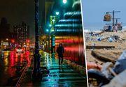 Cum 2020 nu era destul de complicat, în unele părți ale lumii a început să plouă cu plastic
