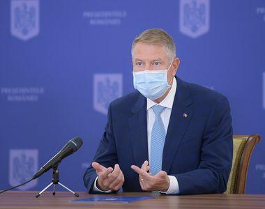 Klaus Iohannis, declarații de ultima oră despre începerea școlii